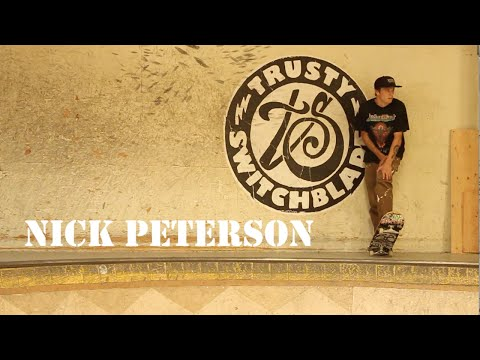 Nick Peterson for Bacon Skateboards