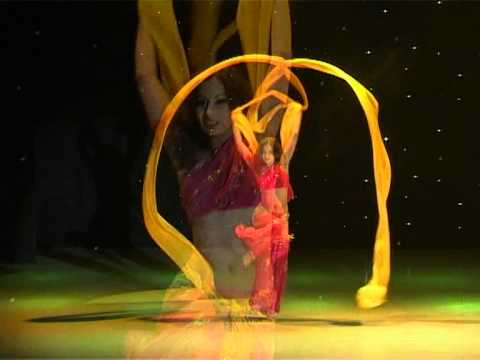 "Ribbon dance// ""The Gift of sun""- Makarenko Oksana, choreographed by Makarenko Oksana"