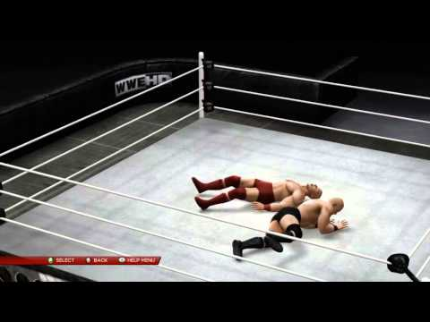 WWE 2K14 - ALL NEW DLC MOVES!!