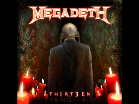 Megadeth - Deadly Nightshade