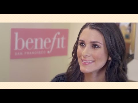 Instant BROWtification w/ Brittany Furlan: Full, Uneven Brows