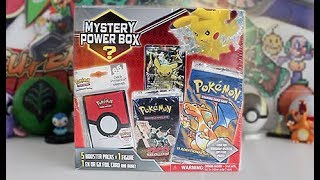 My First Time Opening A Mystery Power Box!!!