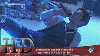 "Abraham Mateo ~ When You Love Somebody (NocheVieja Andaluza ""Canal Sur"" 2016) HD"