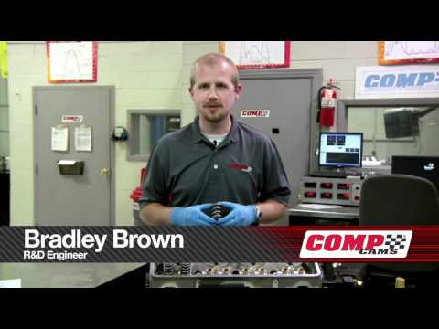 COMP Cams® Quick Tech: How To Properly Handle Valve Springs
