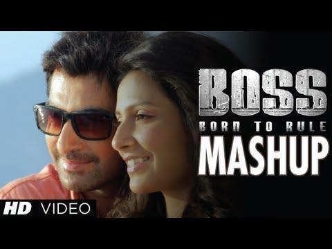 Boss Mashup Video | Jeet & Subhasree | Blockbuster Bengali Movie 2013 video
