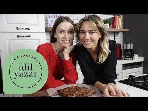 Duygu Özaslan ile Karamelli Brownie Yaptık | Brownie Tarifi | İdil Yazar ile Yemek Tarifleri