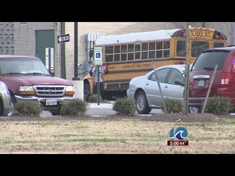 Many parents pull children from Hampton school following apparent threat