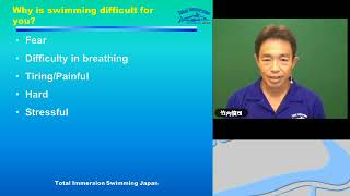 Seminar03-04: How to swim effortlessly 01