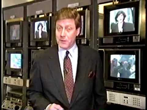 WABC 7 New York  NY  1992  News  Bill Buetel