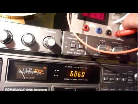 Radio Havana Habana Cuba shortwave 6060 khz Germany