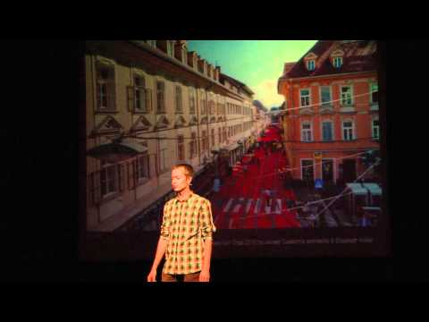 Recycling rails: Valeri Gyurov at TEDxBG