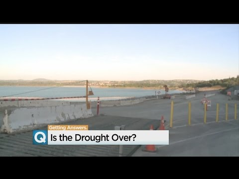 Is California's Drought Over? Strong Winter Means Relief, Not Cure