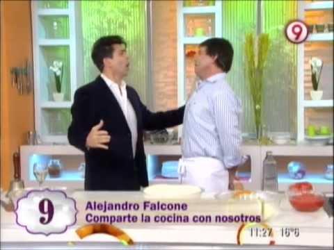 Alejandro falcone la cocina del 9 canal 9 completo - La cocina del 9 ...