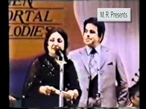 Noor Jahan Live, After 35 Year Noor Jahan Come In India. Part 1 Flv video