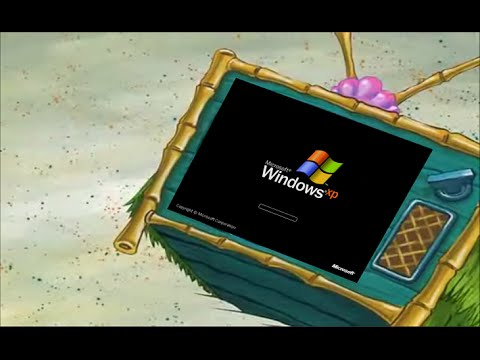 Patrick Hates Windows XP