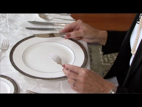 Dining Etiquette For Beginners