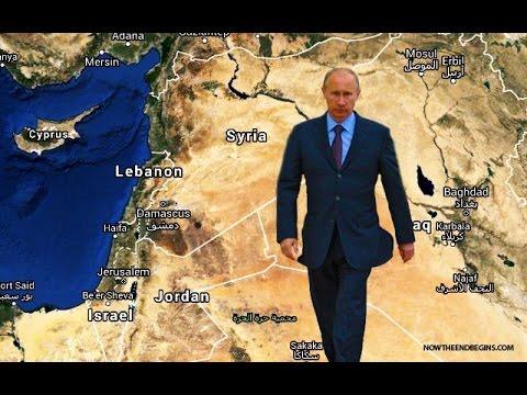 Putin Russia bombing Syria dangerous conflict Oil Wars Breaking News October 15 2015
