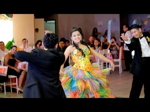 XV Alejandra Carolina  Highlights