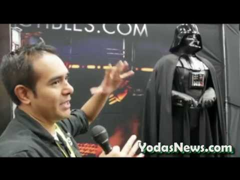 Sideshow Collectibles Star Wars Booth Tour SDCC 2014 San Diego Comic Con