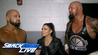 Gallows & Anderson set their sights on The Bludgeon Brothers: SmackDown Exclusive, May 22, 2018