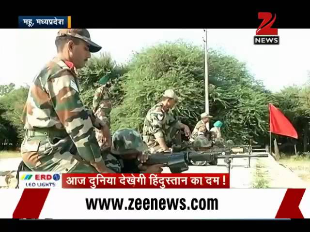 Zee Media Special: Indian military's lethal weapons at display