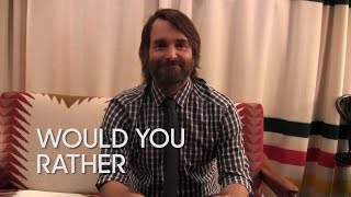 Video Would You Rather: Will Forte