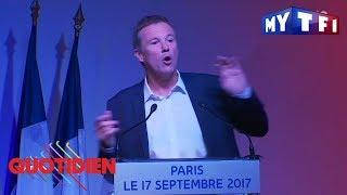 Quotidien refusé d'accréditation chez Debout la France - Quotidien du 18 septembre