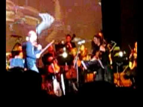 DAVID GARRETT live - Duelling Strings (Duelling Banjos)