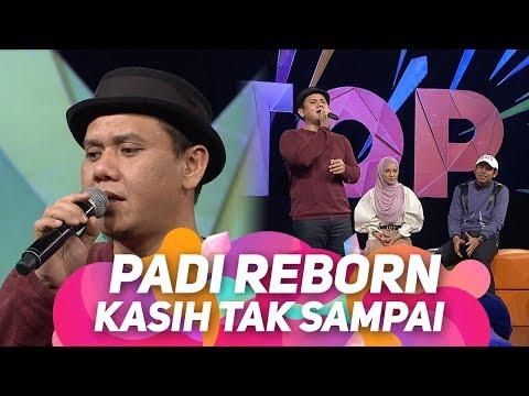 Padi Reborn - Harmoni & Kasih Tak Sampai   Grup Pop Rock Indonesia I Persembahan Live MeleTOP