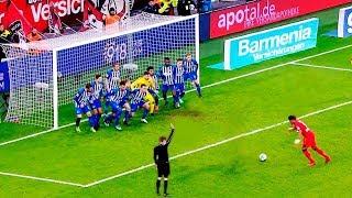 7 لحظات نادرة وجنونية في كرة القدم لن تراه من قبل..!!