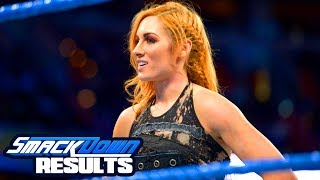 NEXT STOP: ROYAL RUMBLE! Smackdown Review & Results 1/23/18 (Going in Raw Pro Wrestling Podcast)