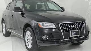 Used 2016 Audi Q5 Silver Spring MD Washington-DC, MD #WP0437