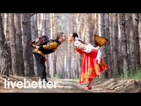 Russian Music Instrumental: Traditional Music From Russia - Folk Music