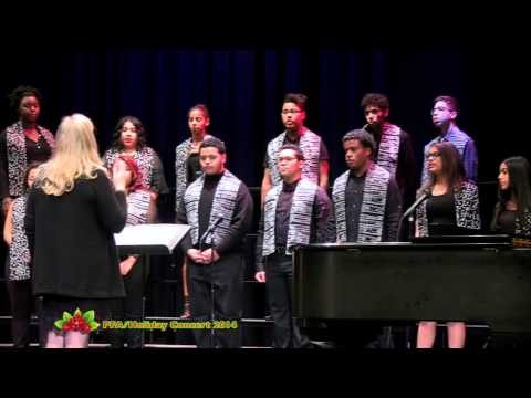 LHS  PFA Holiday Concert 2014