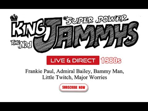 Legendary King Jammys Kingston 1980s