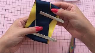 Como Fazer Laço Princesa ou Jujuba - Laço escolar
