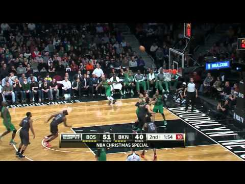 Kevin Garnett December Highlights