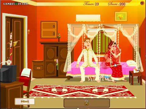 The Great Indian Honeymoon - Online Romance Game - Honeymoon Games For Girls video