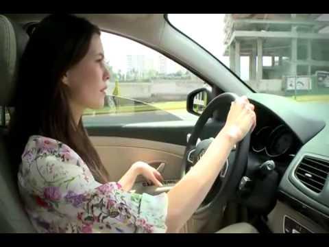 2013 Renault Fluence, официальная реклама