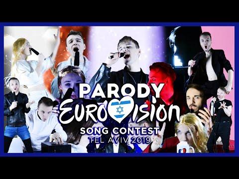 PARODY Eurovision 2019 Part 1 | MAXE Eurovision