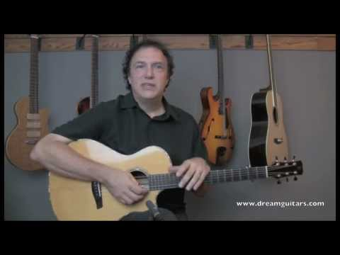 DOUG YOUNG GUITAR LESSON - AMAZING GRACE at DREAM GUITARS part 3
