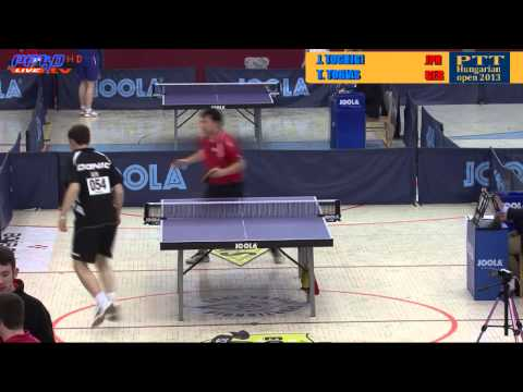 Para Table tennis - J. Tochigi JPN vs. T. Tobias GER - standing match