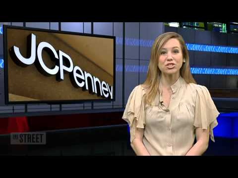 Futures Higher, JCP CEO Out