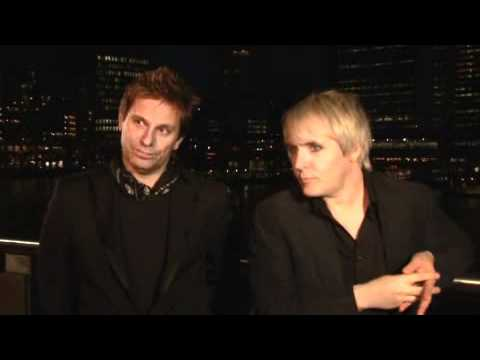 Duran Duran Interview by Space March - Part 1