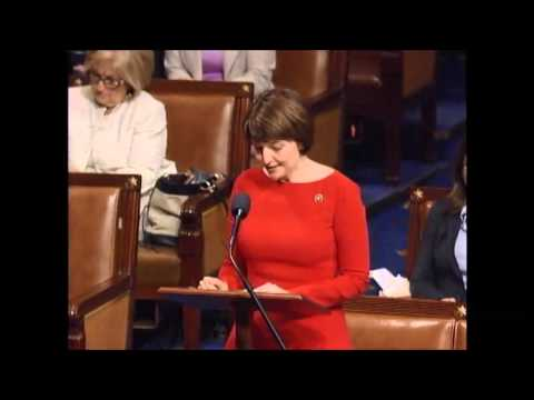 2015 05 13 Rep. Cathy McMorris Rodgers (R-WA) in support of HR 36