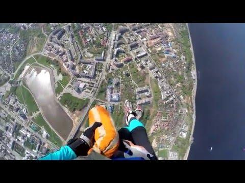 Прыжок с парашютом в г. Чебоксары