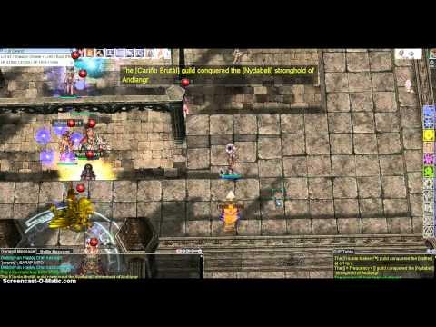 Ragnarok Online - Cariño Brutal Woe (07.02.12) video