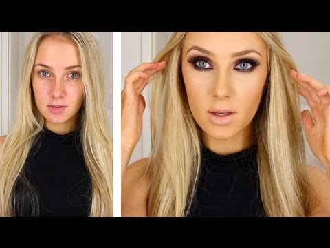 Red Mahogany Smokey Eye Tutorial