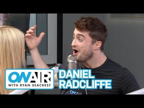 Daniel Radcliffe SURPRISE!!! | On Air with Ryan Seacrest
