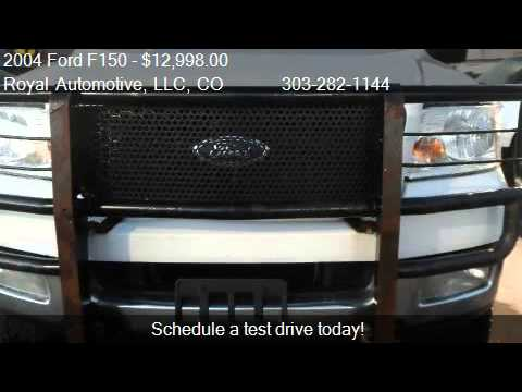 2004 Ford F150 SuperCab 4WD - for sale in Englewood, CO 8011